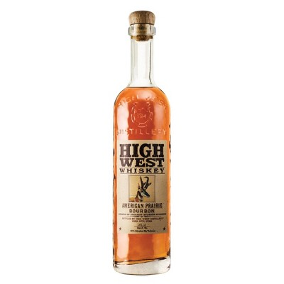 High West American Prairie Bourbon Whiskey - 750ml Bottle