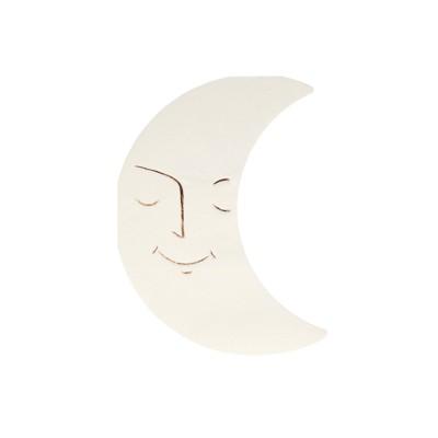 Meri Meri Vintage Halloween Moon Napkins