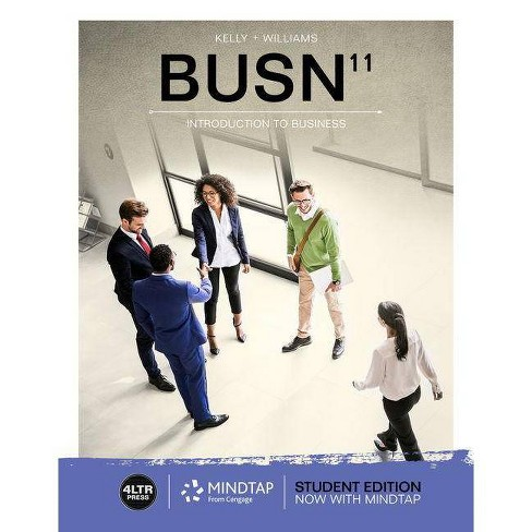 Busn (with Mindtap Business, 1 Term (6 Months) Printed Access Card) - 11  Edition (Mixed media product)