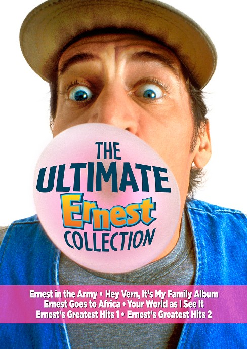 Ultimate ernest collection (DVD) - image 1 of 1