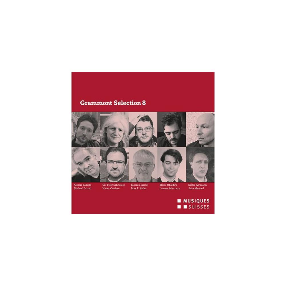 Ensemble Vortex - Grammon Selection 8 (CD)