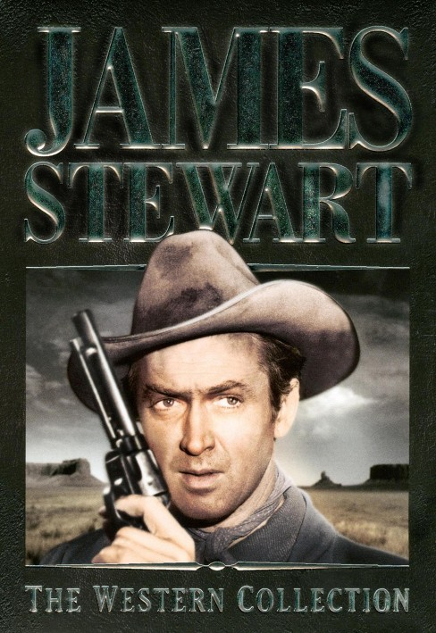 James Stewart:Western Collection (DVD) - image 1 of 1