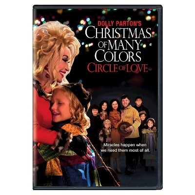 Dolly Parton's Christmas of Many Colors: Circle of Love (DVD)