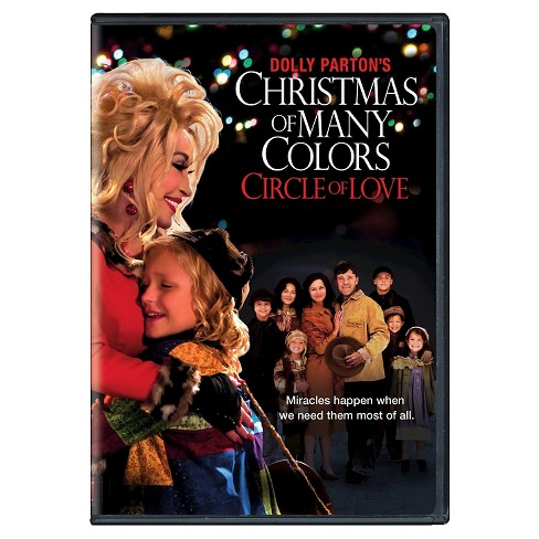 Dolly Partons Christmas Of Many Colors Circle Of Love.Dolly Parton S Christmas Of Many Colors Circle Of Love Dvd