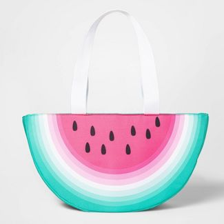 Watermelon Cooler Tote - Sun Squad™