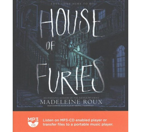 House of Furies (MP3-CD) (Madeleine Roux) - image 1 of 1