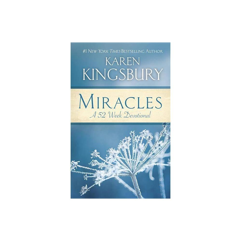 Miracles By Karen Kingsbury Hardcover