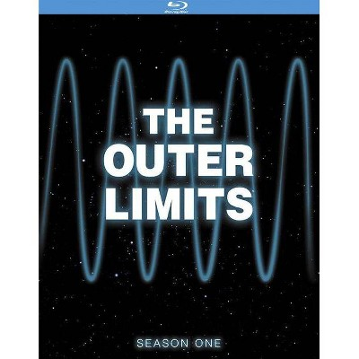 The Outer Limits: Season 1 (Blu-ray)(2018)