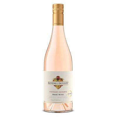 Kendall-Jackson Vintner's Reserve Rosé Wine - 750ml Bottle
