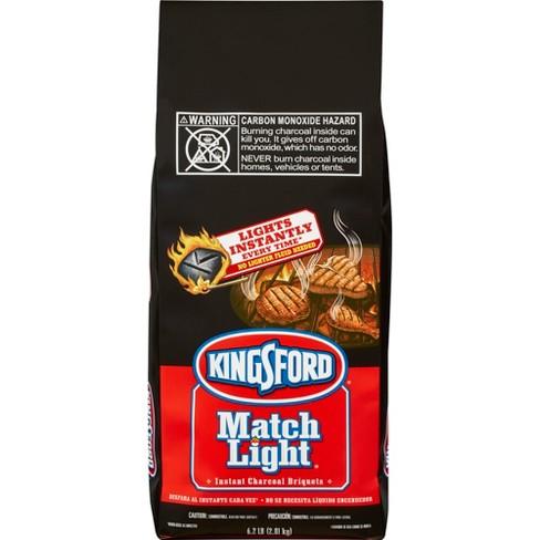Kingsford Match Light Charcoal Briquets 6 2 Lb Bag