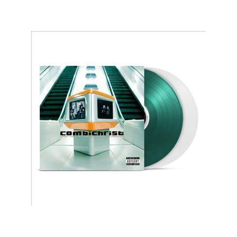 Combichrist - What The F**k Is Wrong With You People? (Vinyl) - image 1 of 1