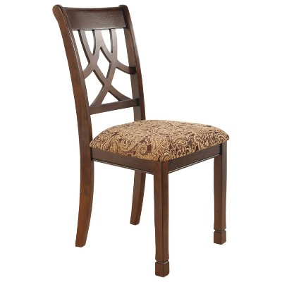 Leahlyn Single Dining Room Chair Medium Brown - Signature Design by Ashley