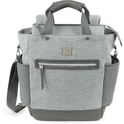 Ergobaby Coffee Run Hybrid Back Pack Diaper Bag - Grey