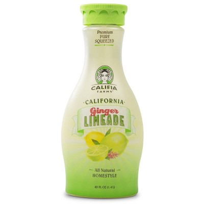 Califia Farms California Ginger Limeade - 48 fl oz