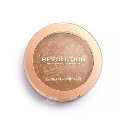 Makeup Revolution Beauty Bronzer - 0.53oz