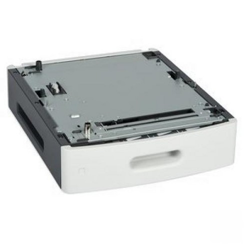 Lexmark 550-Sheet Tray - 550 Sheet - Card Stock, Envelope, Label, Plain Paper, Transparency - image 1 of 1