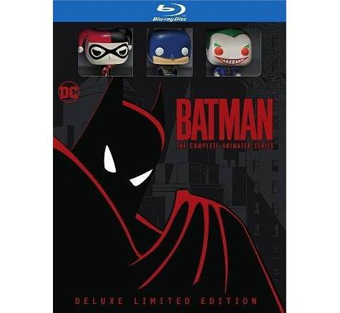 Batman:Complete Animated Series (Delu (Blu-ray) - image 1 of 1