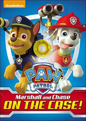 PAW Patrol: Marshall and Chase - On the Case! (DVD)
