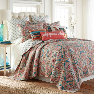 Veranda Quilt and Pillow Sham Set - Levtex Home