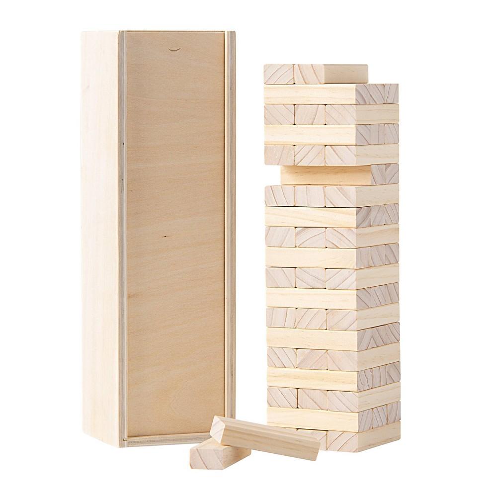 Personalized Building Memories Wooden Block Guestbook - Cathy's Concepts, Wood Personalized Building Memories Wooden Block Guestbook - Cathy's Concepts Color: Wood.