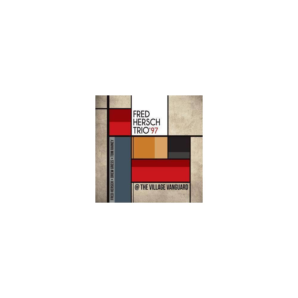 Hersch Fred Trio - 97 At The Village Vanguard (CD) Discounts