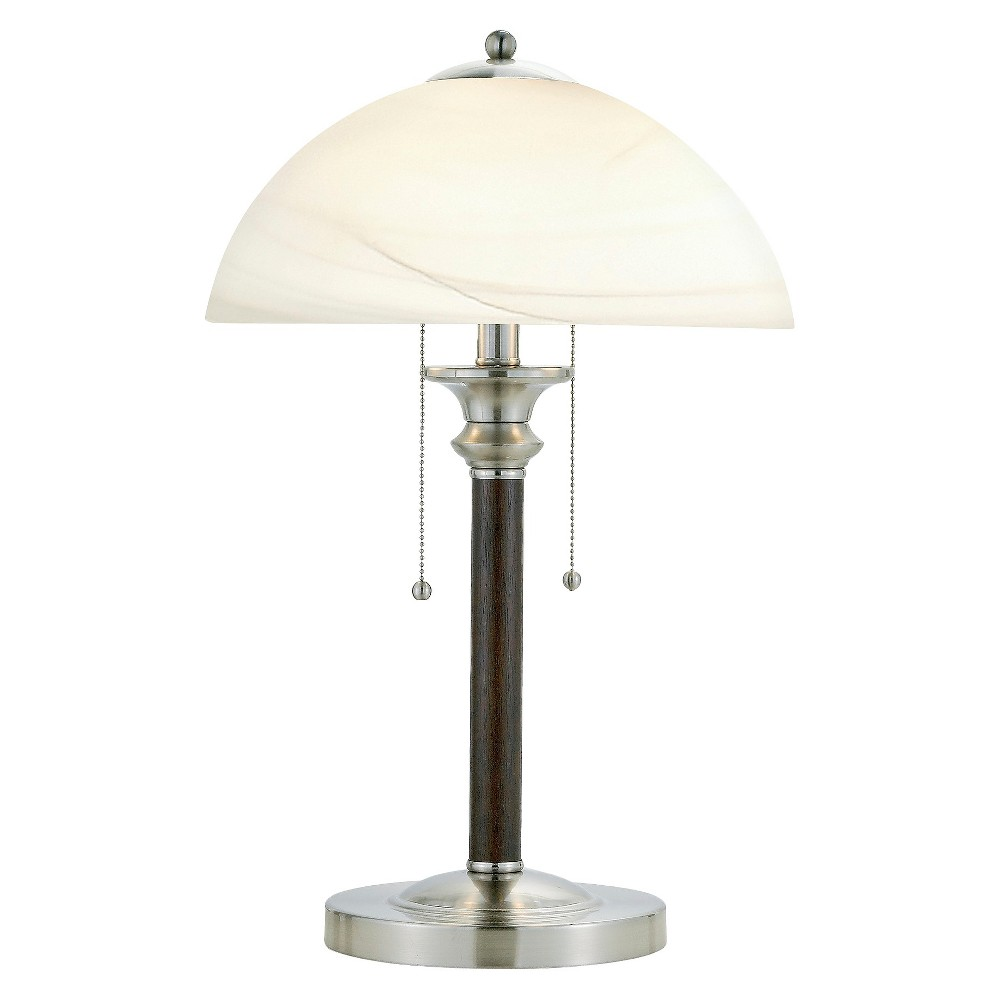 Image of Adesso Lexington Table Lamp - Black