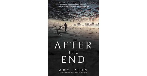 After the End (Reprint) (Paperback) (Amy Plum) - image 1 of 1