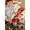 KitchenAid 100 Year Limited Edition Queen of Hearts 2 Speed Hand Blender Passion Red - KHB1231QHSD - image 3 of 4