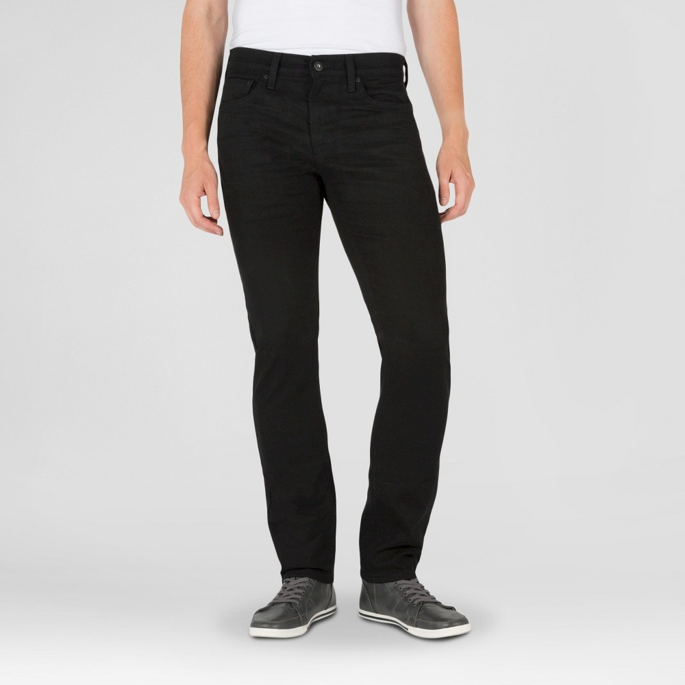 Denizen from Levi's Men's 216 Skinny Fit Jeans - Onyx (Black) 32x30