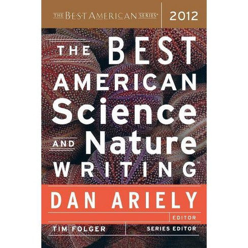 The Best American Science and Nature Writing - (Best American Science & Nature Writing) (Paperback) - image 1 of 1