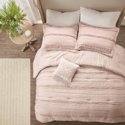 Alexis Ruffle Comforter Set - 5pc
