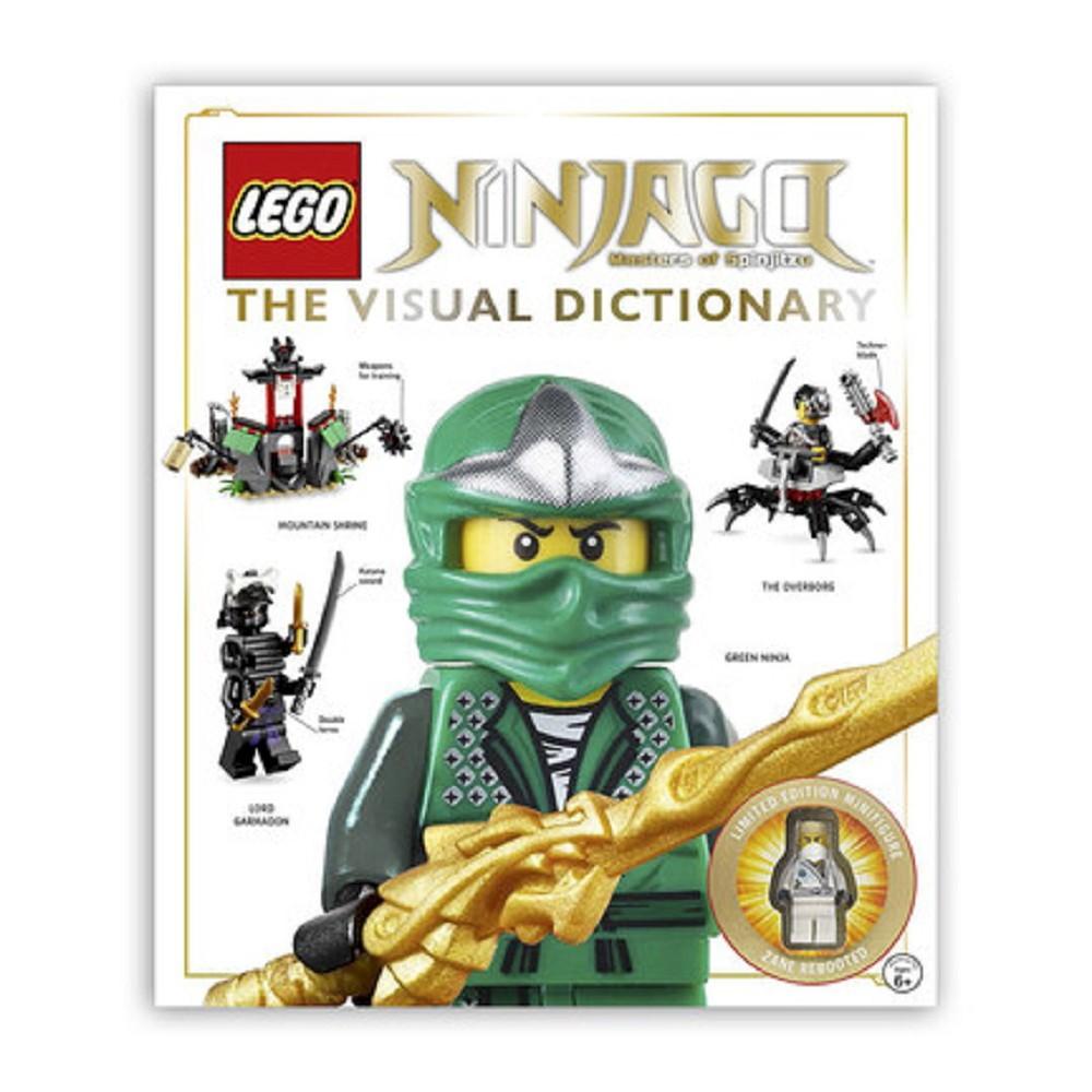 Lego Ninjago ( Masters of Spinjitzu) (Mixed media product) by Hannah Dolan
