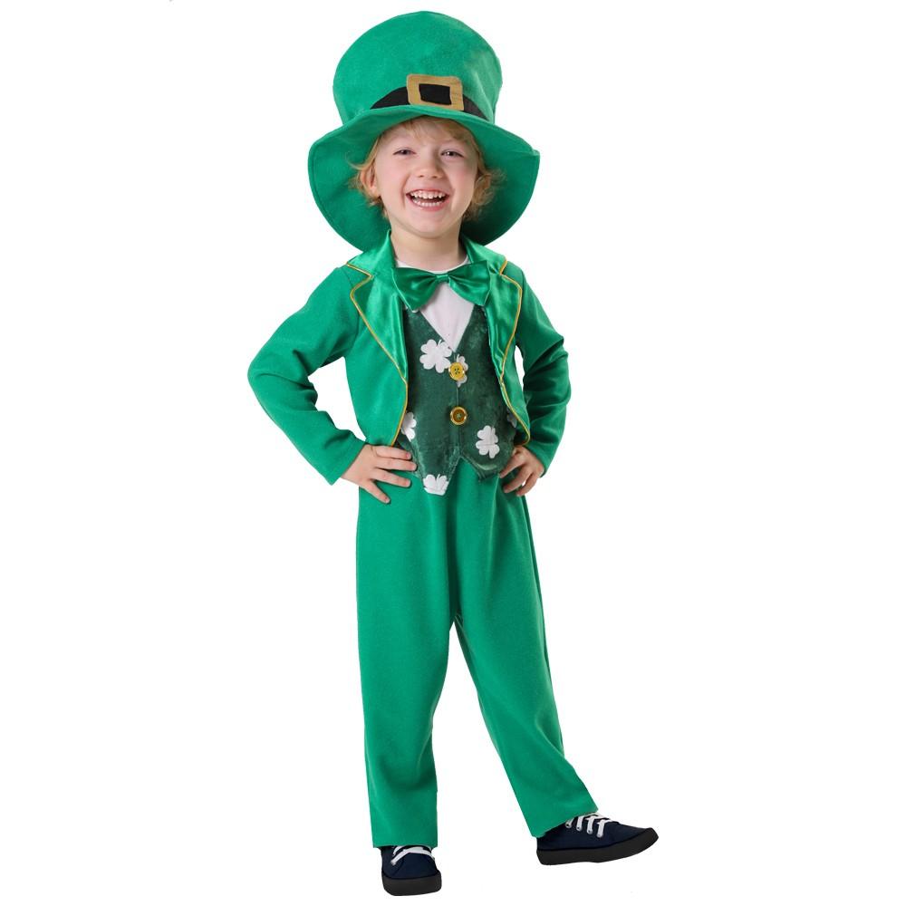 Toddler Boys' St. Patrick's Day Leprechaun Costume 2-3T - Spritz, Size: 2T-3T, Green