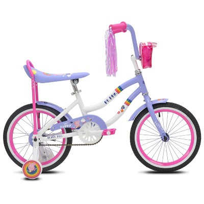 "Kent Peppa Pig So Happy 16"" Kids' Bike - Purple"