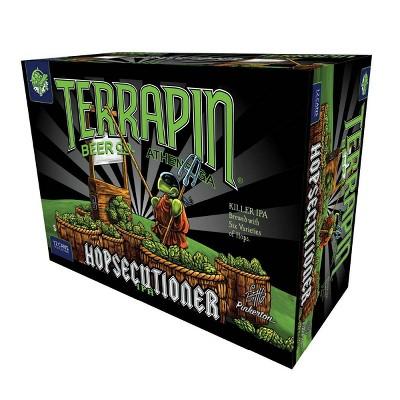 Terrapin Hopsecutioner IPA Beer - 12pk/12 fl oz Cans