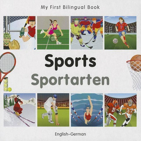 Sports/Sportarten - (My First Bilingual Book) (Board_book) - image 1 of 1