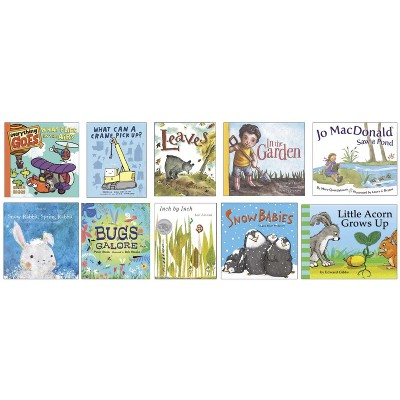 Childcraft Exploring Science Board Books, Grade PreK, set of 10