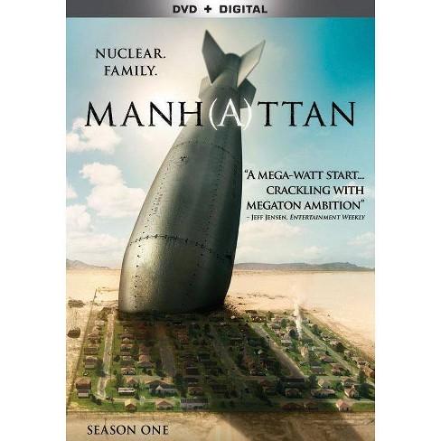Manhattan: Season One (DVD) - image 1 of 1