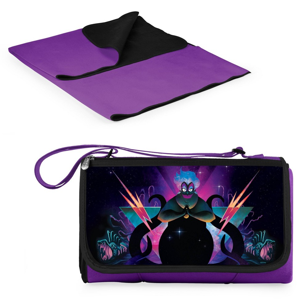 Image of Picnic Time Blanket Tote - Ursula Purple