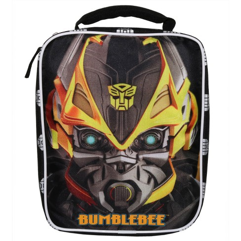 Transformers Lunch Tote - Black - image 1 of 4