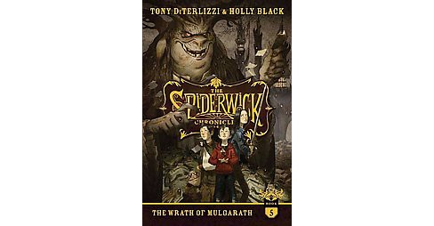 Wrath of Mulgarath (Hardcover) (Tony DiTerlizzi & Holly Black) - image 1 of 1