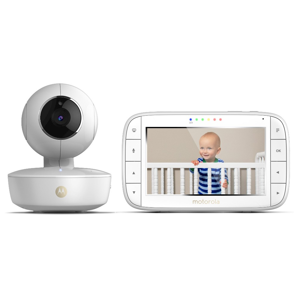 "Image of ""Motorola 5"""" Portable Video Baby Monitor - MBP36XL"""