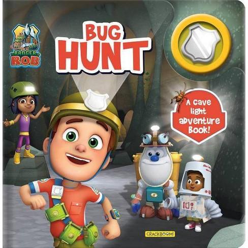 Ranger Rob: Bug Hunt - (Nightlight Book) (Hardcover) - image 1 of 1