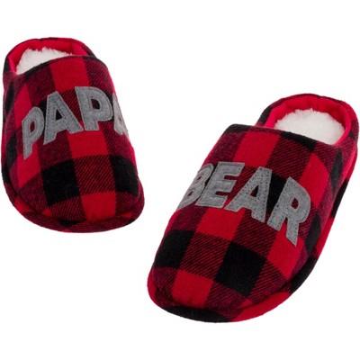 FUNZIEZ! - Bear Family Holiday Slippers