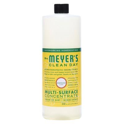 Mrs. Meyer's® Honeysuckle Multi-Surface Concentrate - 32 fl oz