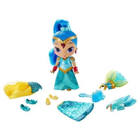 Fisher-Price Shimmer And Shine Magic Dress Shine Doll - image 1 of 2