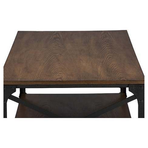 Greyson Vintage Industrial Occasional Cocktail Coffee Table