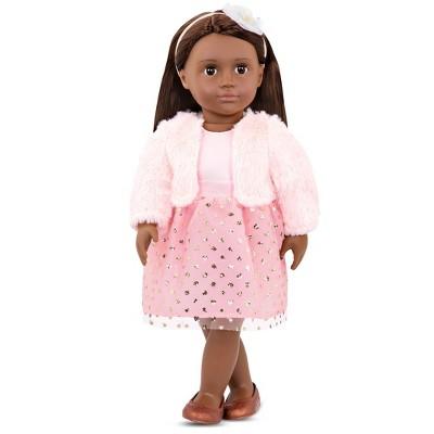 """Our Generation Riya 18"""" Fashion Doll"""