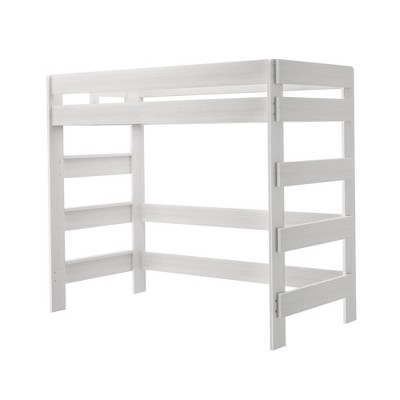 Max & Lily Farmhouse High Loft Bed