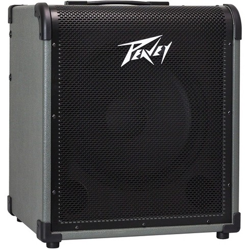 Peavey MAX 250 250W 1x15 Bass Combo Amp Gray and Black - image 1 of 4